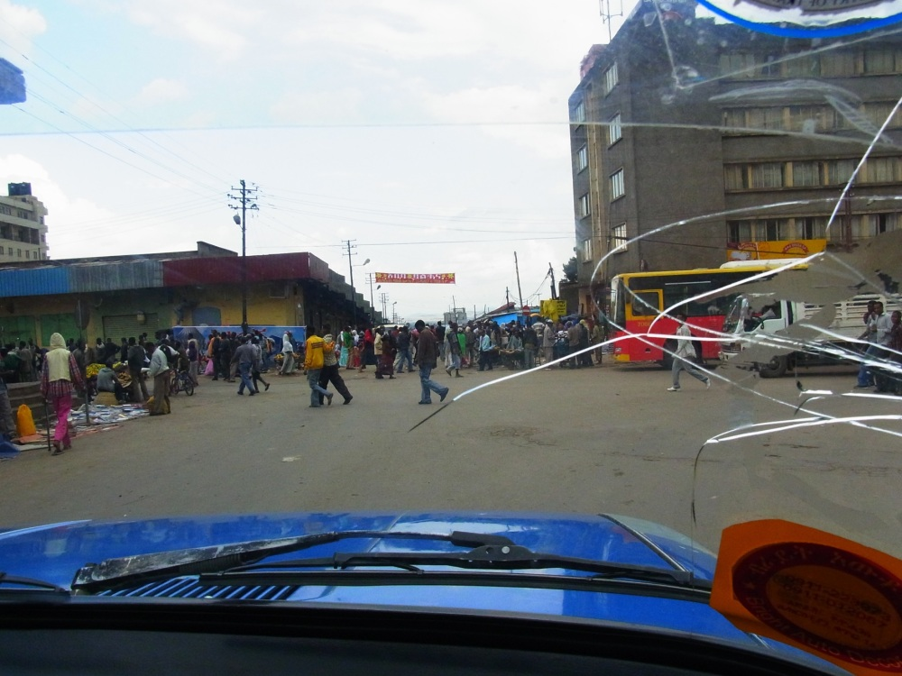 Addis Ababa, hot coffee and cool jazz.... (1/6)